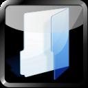 Folder Color Blue